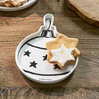 Christmas Ornament Plate S - Riviera Maison