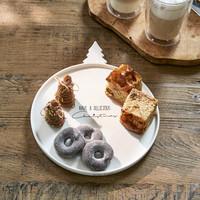Delicious Christmas Plate - Riviera Maison