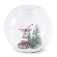 Christmas World Tealight Holder M - Riviera Maison
