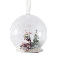 Christmas World Ornament Dia 10 - Riviera Maison