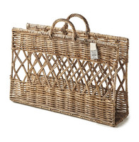RR Newspaper Basket - Riviera Maison