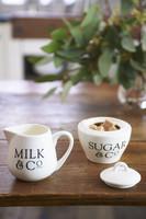 RM Classic Milk Sugar Set - Riviera Maison