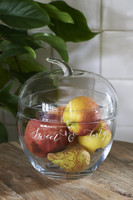 Sweet Tasty Apple Storage Jar - Riviera Maison