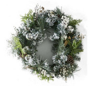 An Amazing Christmas Wreath 65cm - Riviera Maison