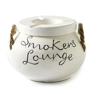 Smokers Lounge Ashtray - Riviera Maison