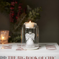 My Favourite Angel Fillable Votive - Riviera Maison