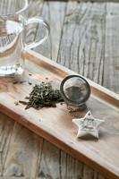 Enjoy The Little Things Tea Infuser -  Riviera Maison