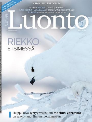 Suomen Luonto 2/2015