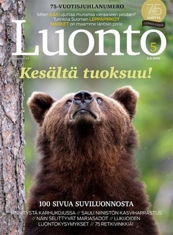 Suomen Luonto 5/2016