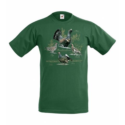 Metsäkanalinnut t-paita