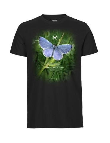 Suomen kansallisperhonen, musta