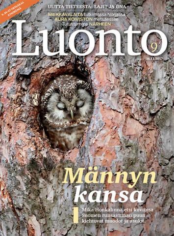 Suomen Luonto 9/2017