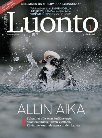 Suomen Luonto 1/2018