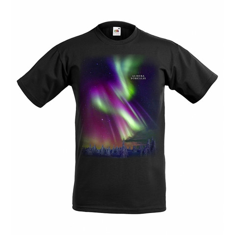Aurora Borealis t-paita