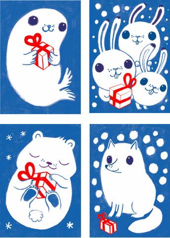 Norppa ja kaverit: Joululajitelma