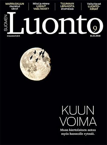 Suomen Luonto 9/2018