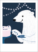 Kakkua kiitos -postikortti