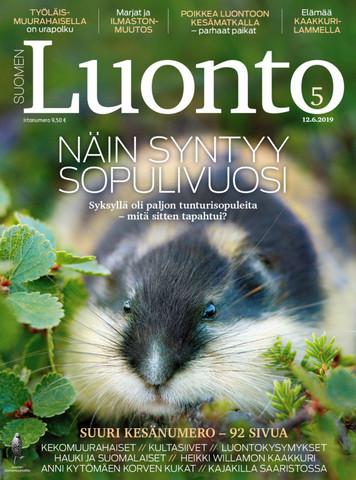 Suomen Luonto 5/2019