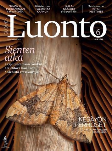 Suomen Luonto 6/2019