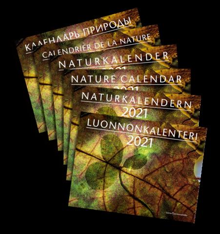 Luonnonkalenteri 2021
