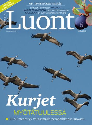 Suomen Luonto 6/2014