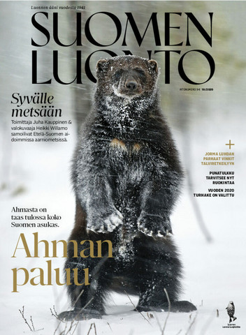 Suomen Luonto 10/2020