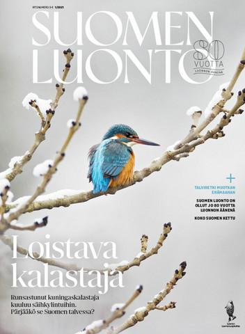 Suomen Luonto 1/2021