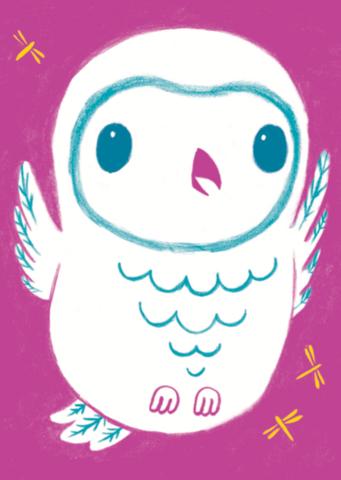 Norppa ja kaverit: Huhuileva pöllö