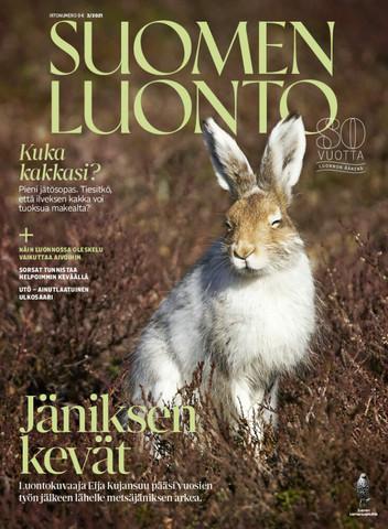 Suomen Luonto 3/2021