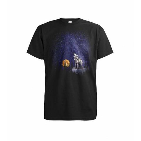 Susi ja tähtitaivas t-paita