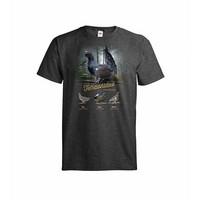 Metsäkanalinnut ja metsä t-paita