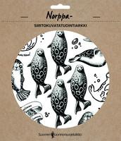 Norppa -siirtokuvatatuointiarkki