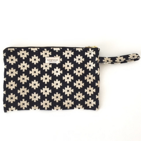 MarMar Clutch Jaquard (Black)