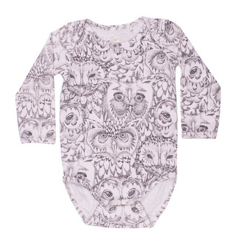 Soft Gallery Bob Body Owl (Cream)