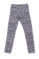 Soft Gallery Paula Junior Leggins Owl (Drizzle)