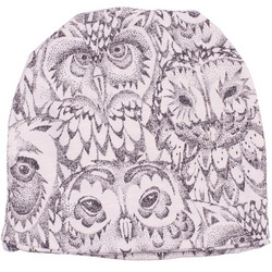 Soft Gallery Beanie Owl (Cream)
