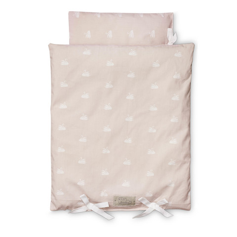 Cam Cam Doll Bedding (Swan)