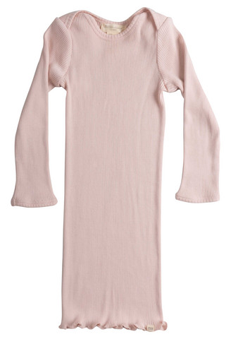 Minimalisma Baja Dress (Sweet Rose)