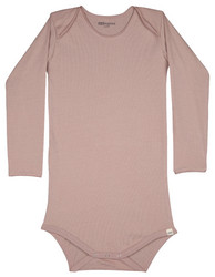 Minimalisma Norge L/S Jersey Body (Dusty Rose)