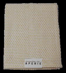 Aperie Parker Guest Towel Pique (Melon)