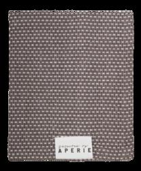 Aperie Parker Guest Towel Pique (Plum)