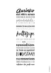 Pikkunorsu Päivänsäde ja Menninkäinen (3 os.)