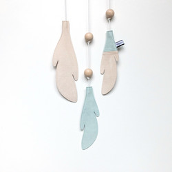Bisou de Lou Dream Catcher (Dusty Mint/White)