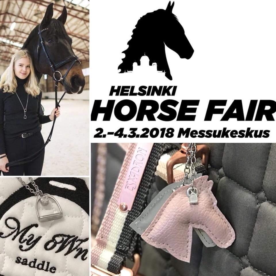 Helsinki Horse Fair -messut 2018