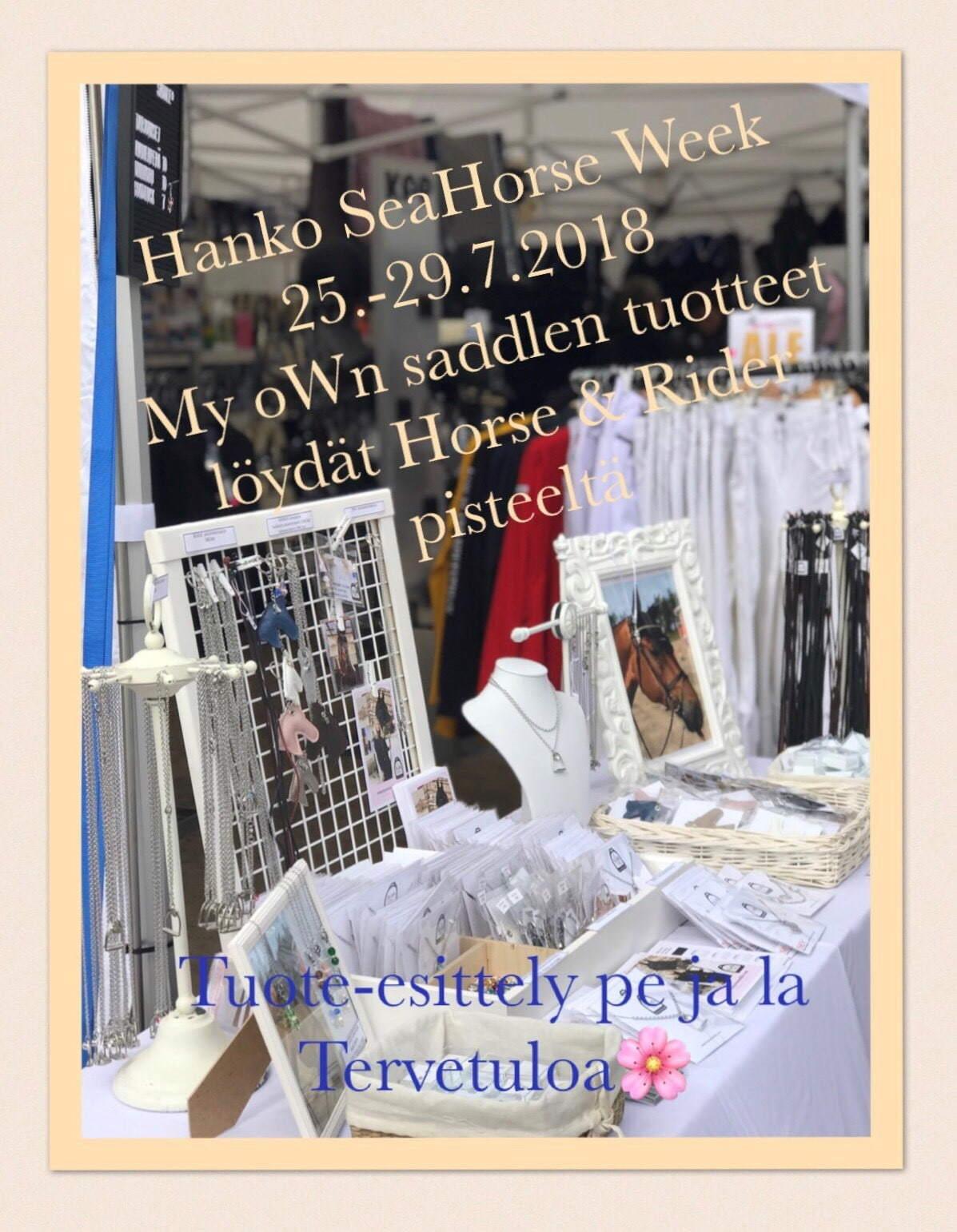 Hanko SeaHorse Week 2018