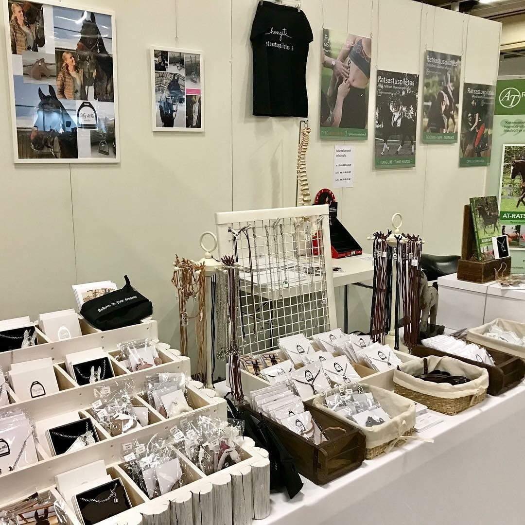 Helsinki Horse Fair messut 15.-17.3.2019
