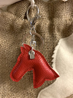 Grando -key holder, red