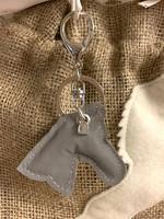 Grando -reflective key holder/bag charm