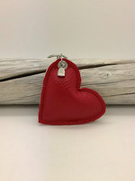 Love -key holder, red