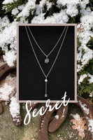 Secret - paw necklace